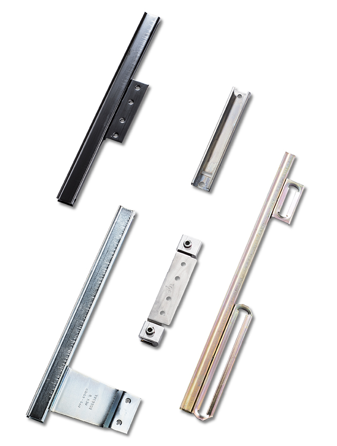 Complete your door module with our window glass hardware